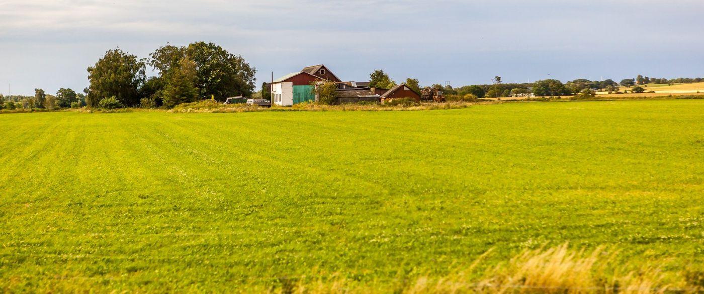 北歐旅途,沿路的漂亮農莊_圖1-15