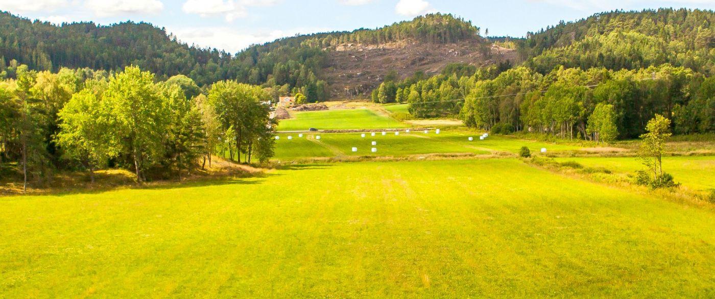 北歐旅途,沿路的漂亮農莊_圖1-4