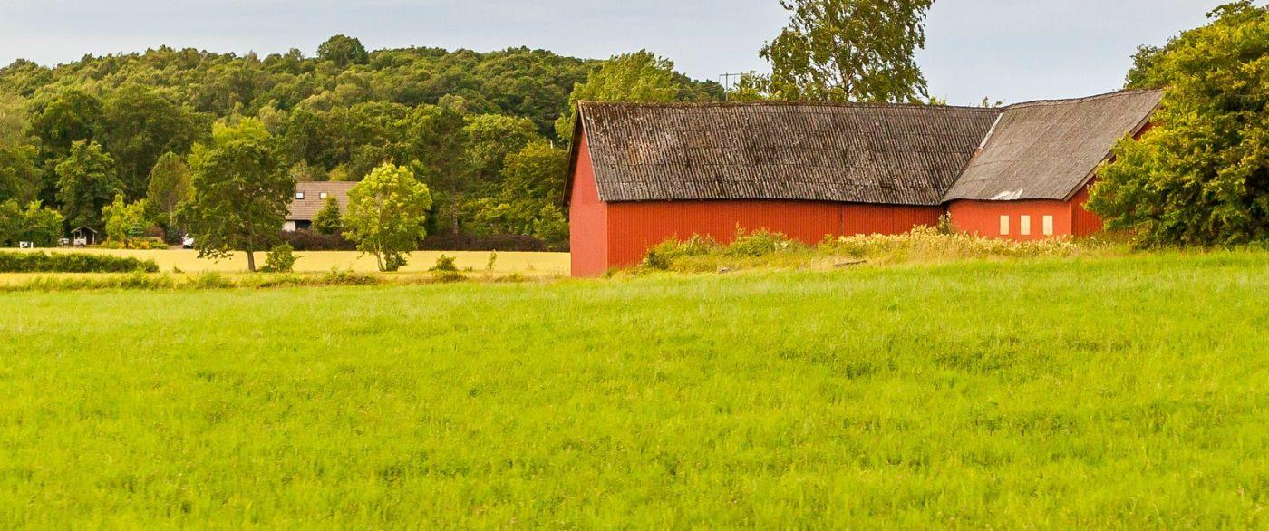 北歐旅途,沿路的漂亮農莊_圖1-27