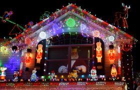 白石镇圣诞灯饰