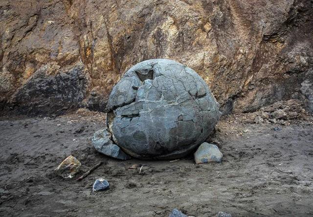 摩拉基巨石---新西蘭之謎_圖1-9