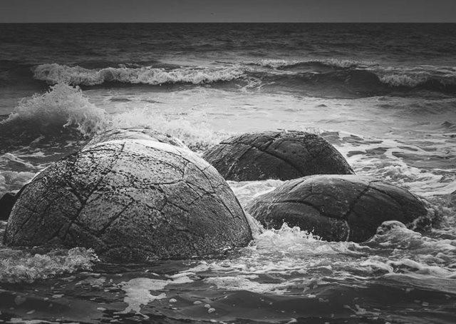 摩拉基巨石---新西蘭之謎_圖1-10
