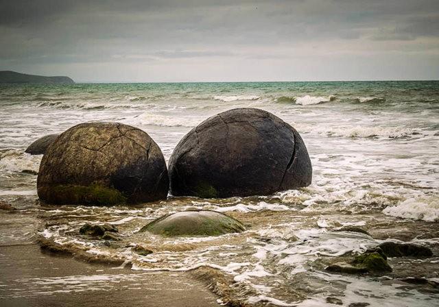 摩拉基巨石---新西蘭之謎_圖1-12