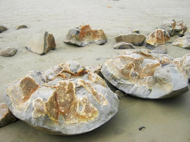 摩拉基巨石---新西蘭之謎_圖1-17