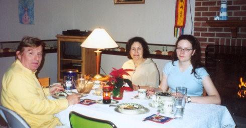 高娓娓:被老干妈拯救的美国家庭圣诞大餐_图1-5