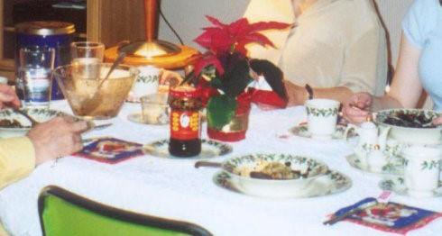 高娓娓:被老干妈拯救的美国家庭圣诞大餐_图1-6