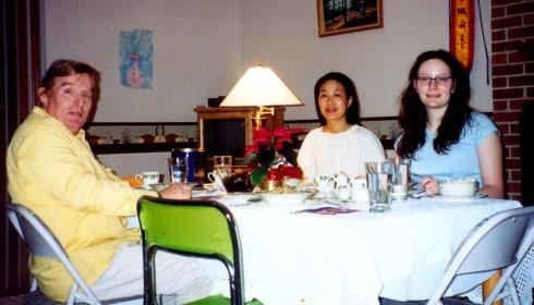 高娓娓:被老干妈拯救的美国家庭圣诞大餐_图1-7
