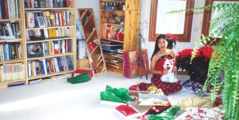 高娓娓:被老干妈拯救的美国家庭圣诞大餐_图1-9