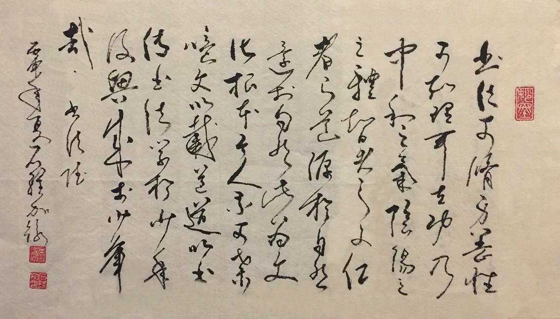 艺术家石维加草书艺术_图1-6