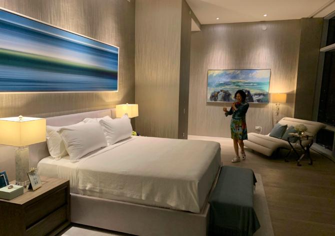 作客夏威夷房地产开发商的顶层豪宅_图1-6