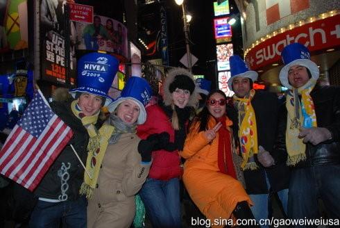 高娓娓:跨个年还得穿成人尿布,纽约时代广场新年派对囧事多! ..._图1-9