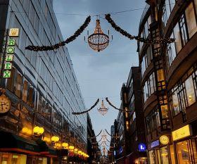 斯德哥尔摩的老城区