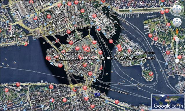 斯德哥尔摩的老城区_图1-3