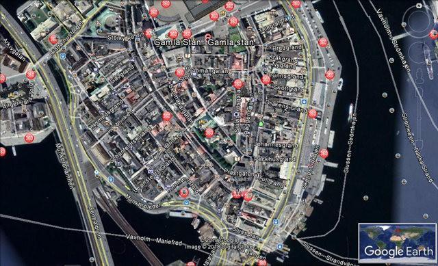 斯德哥尔摩的老城区_图1-4