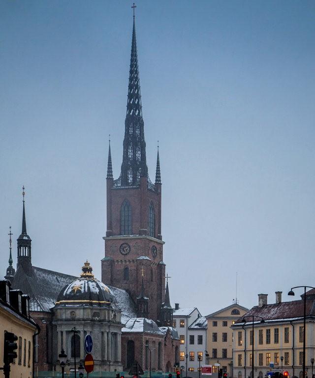斯德哥尔摩的老城区_图1-6
