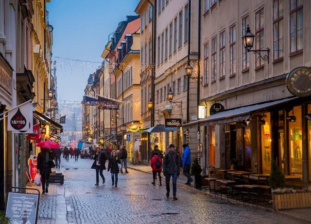 斯德哥尔摩的老城区_图1-11
