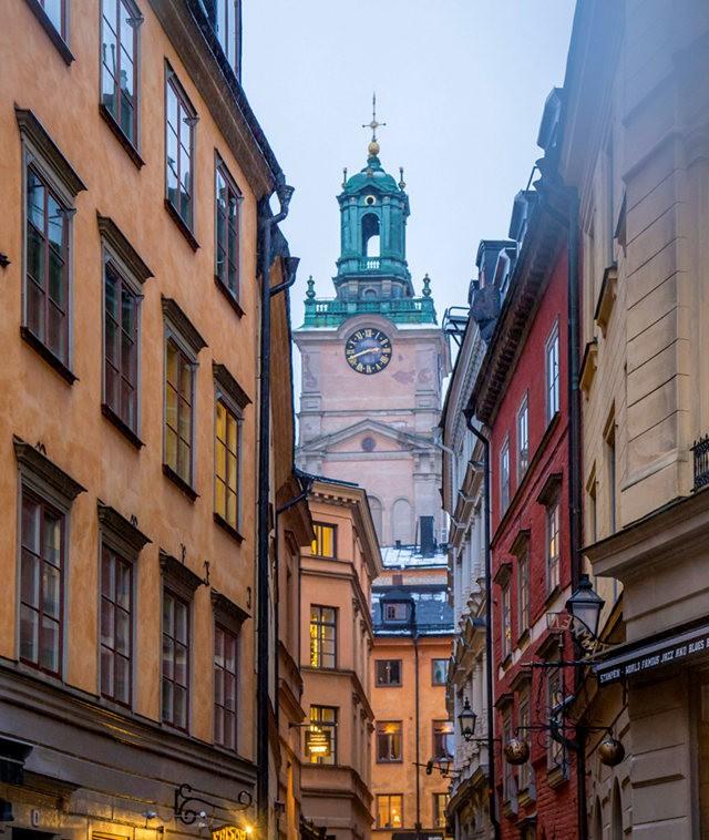 斯德哥尔摩的老城区_图1-12