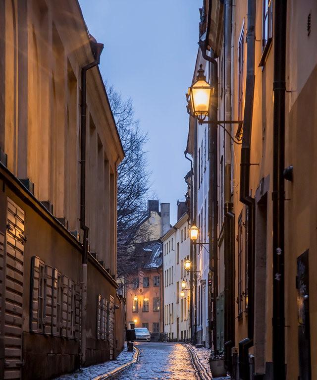 斯德哥尔摩的老城区_图1-17