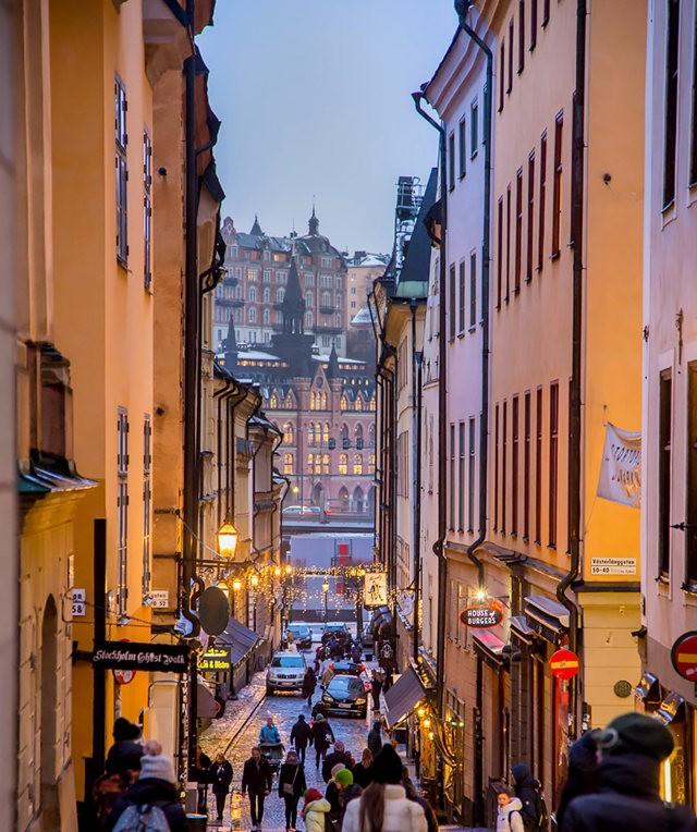 斯德哥尔摩的老城区_图1-18