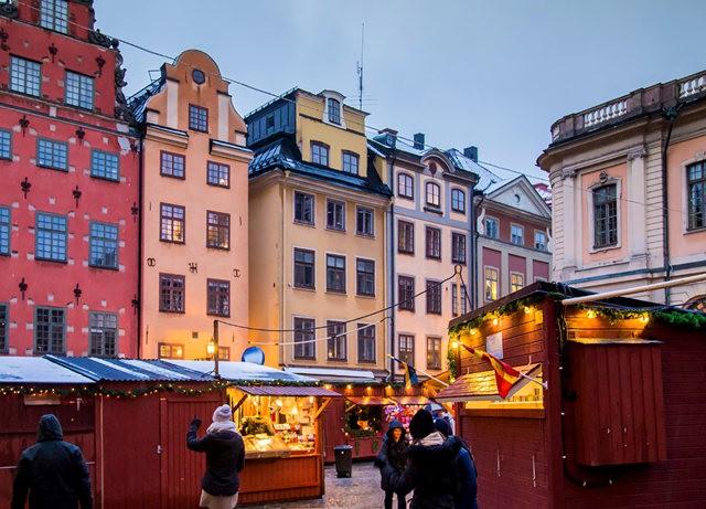 斯德哥尔摩的老城区_图1-19