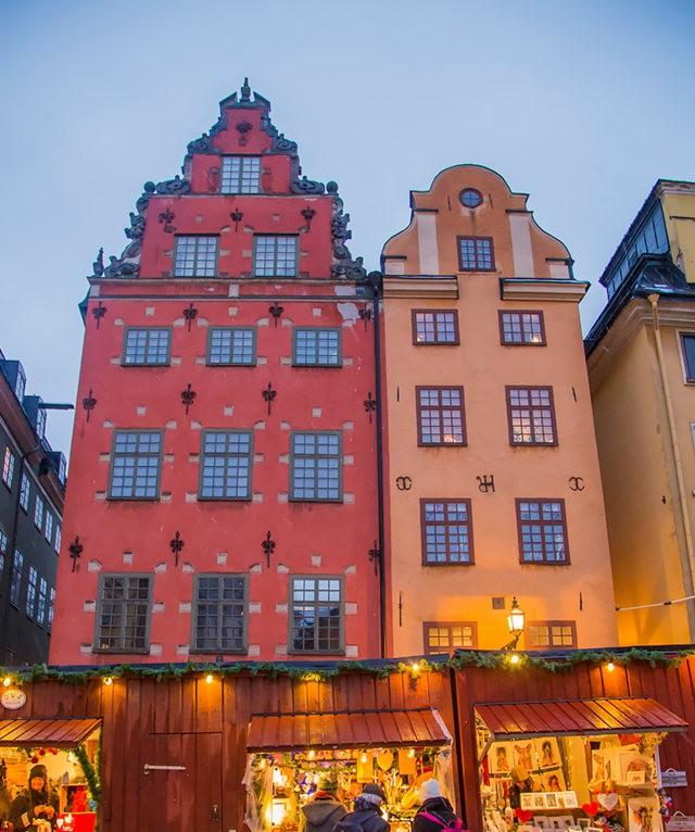 斯德哥尔摩的老城区_图1-20