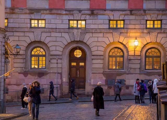 斯德哥尔摩的老城区_图1-23