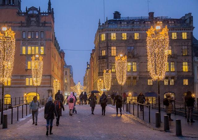 斯德哥尔摩的老城区_图1-29