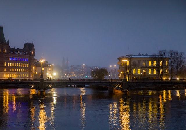斯德哥尔摩的老城区_图1-31
