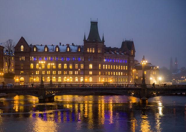 斯德哥尔摩的老城区_图1-32