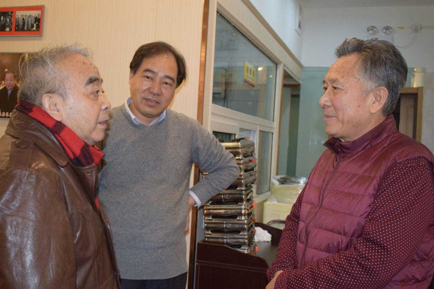 纪念毛泽东诞辰125周年《甲骨文毛泽东诗词集》  出版发布会在京举办 ... ... ..._图1-8