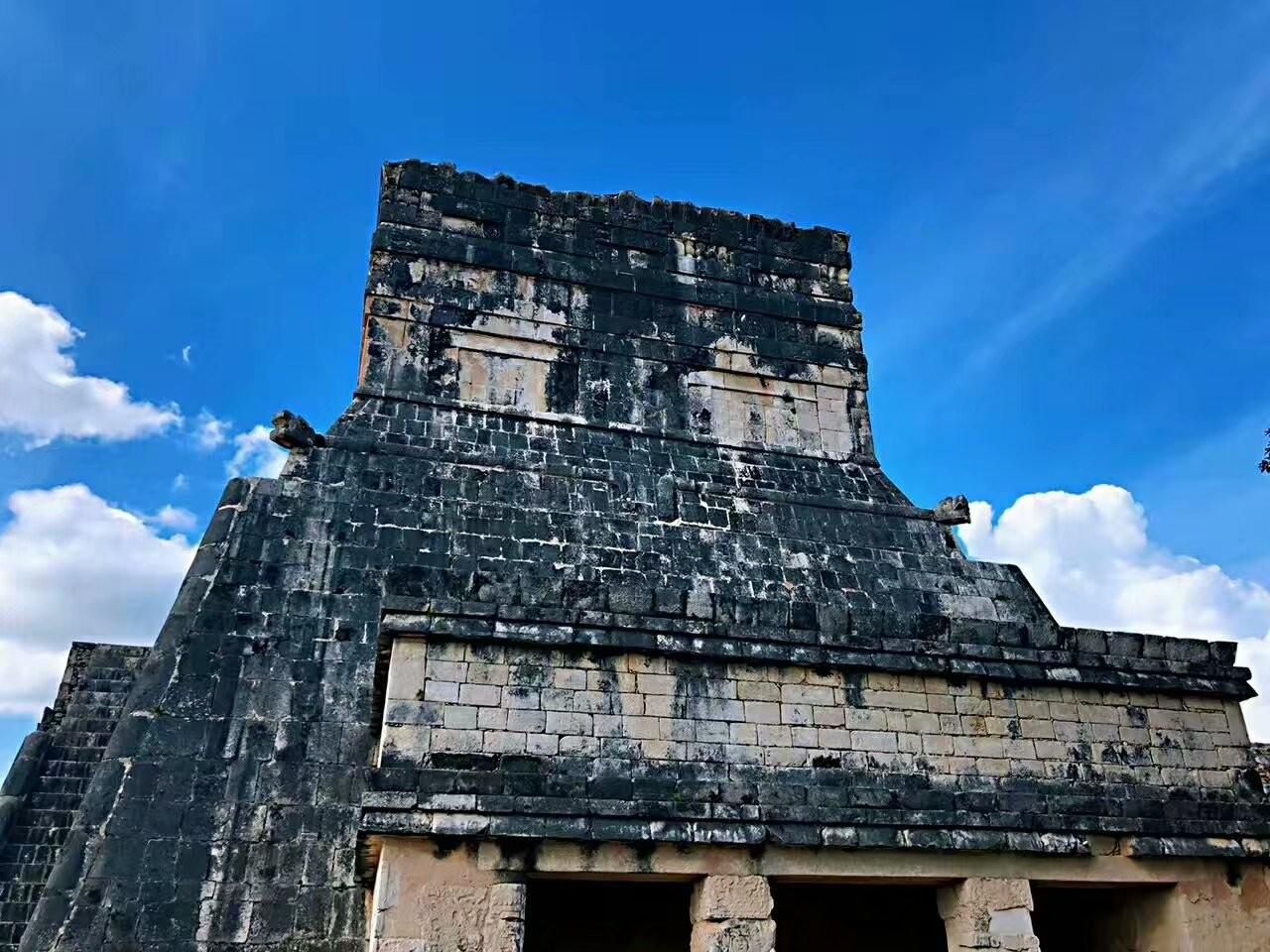 墨西哥奇琴伊察玛雅文化遗迹(图)_图1-5
