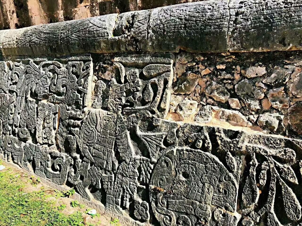 墨西哥奇琴伊察玛雅文化遗迹(图)_图1-9