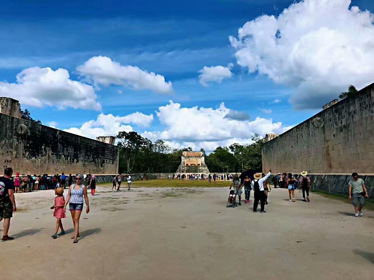 墨西哥奇琴伊察玛雅文化遗迹(图)_图1-11