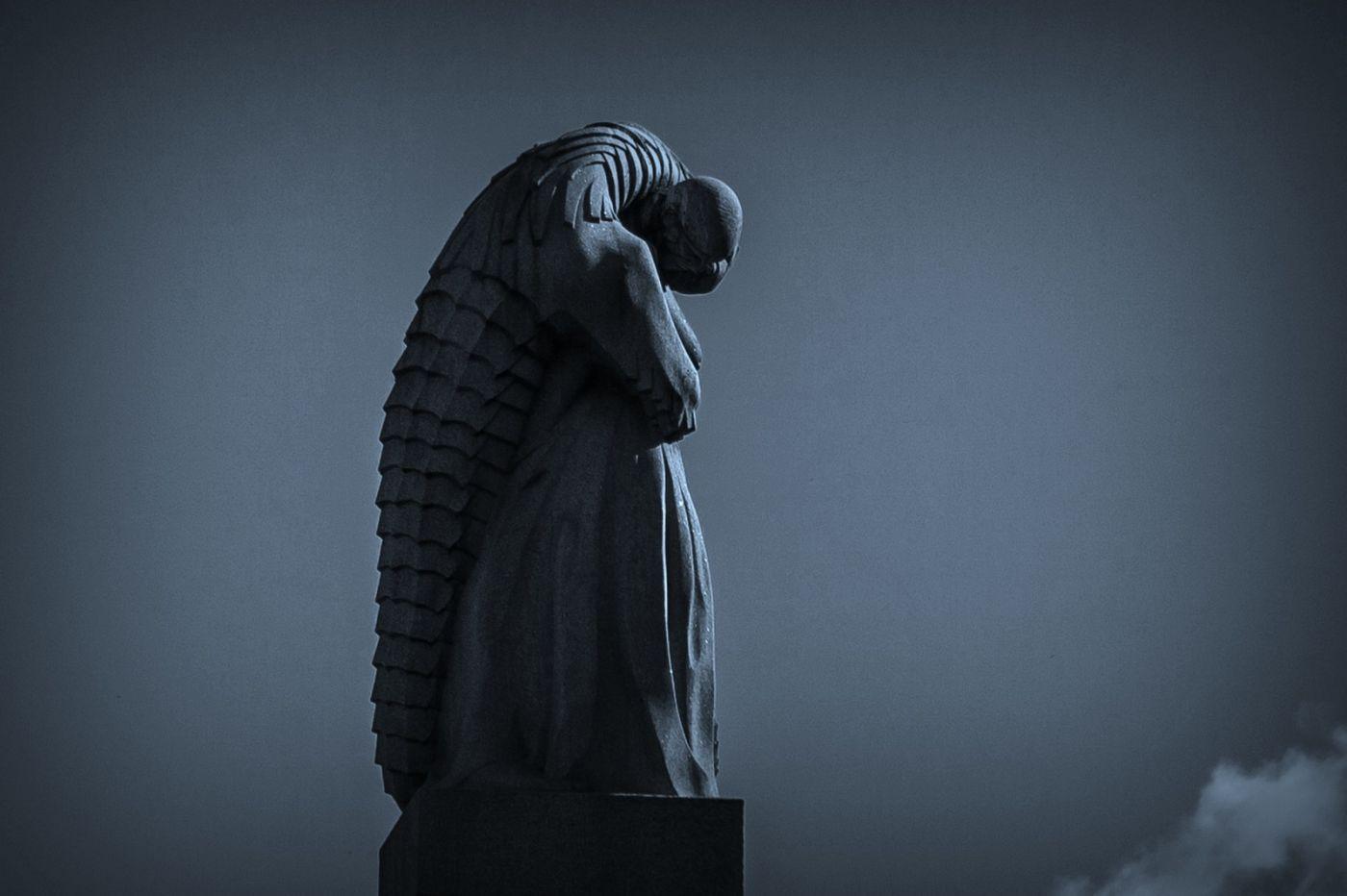挪威维格兰雕塑公园,艺术的确来自生活_图1-4