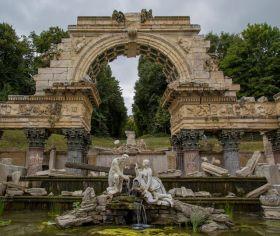维也纳美泉宫