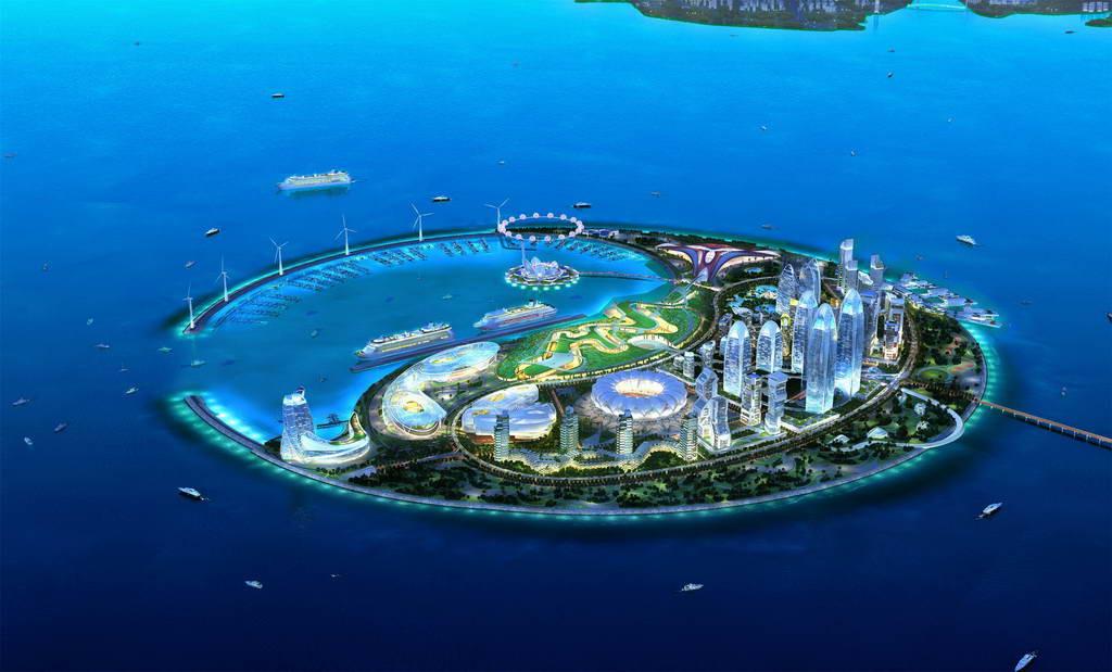 南海狂想曲:把南海变成人间天堂!_图1-1