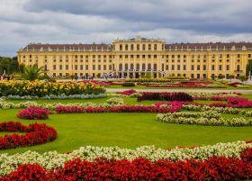 维也纳美泉宫  2