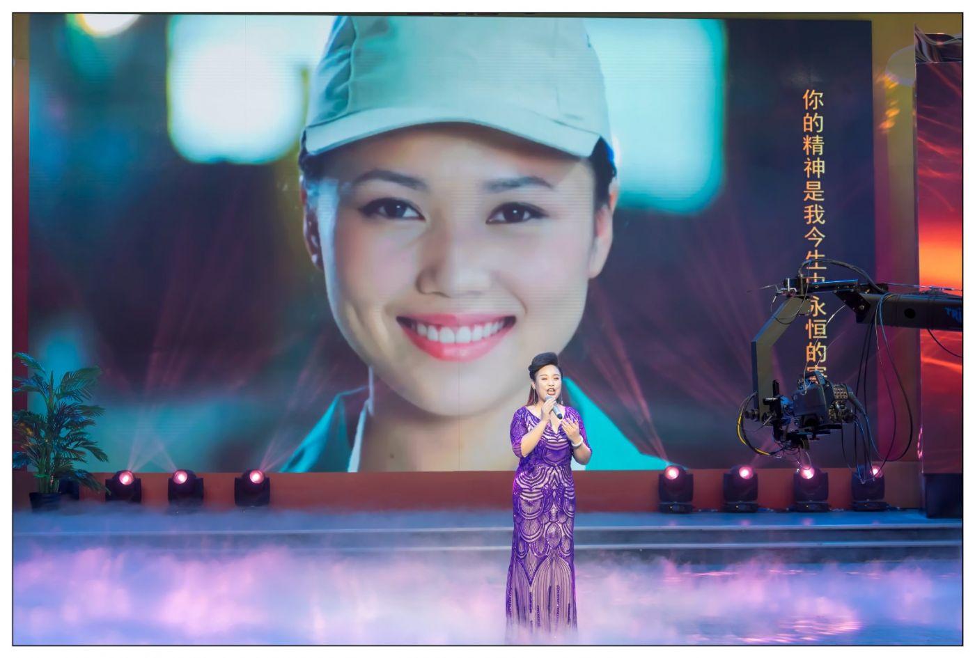 临沂姑娘杨妮妮曾感动春晚总动员 今晚在临沂电视台大放异彩 ..._图1-16