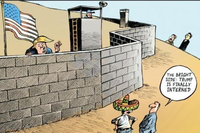 高娓娓:又谈崩!特朗普发狠:那就让美国政府关几年好了_图1-1