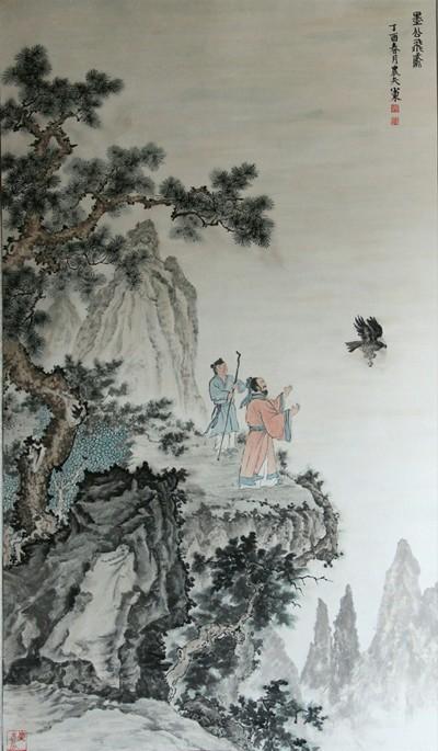 李小东:《农夫草堂》走出的非著名画家/记者李广义_图1-4