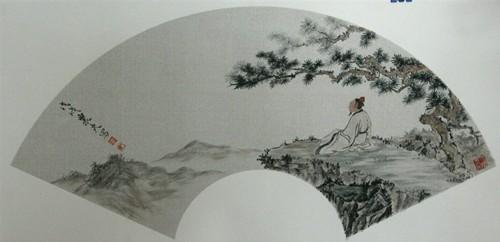 李小东:《农夫草堂》走出的非著名画家/记者李广义_图1-5