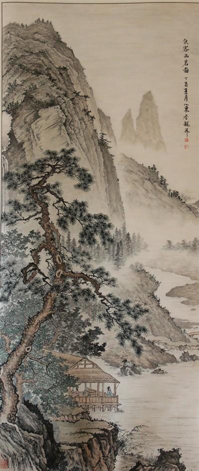 李小东:《农夫草堂》走出的非著名画家/记者李广义_图1-2