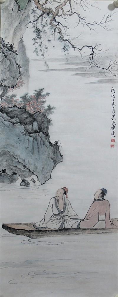 李小东:《农夫草堂》走出的非著名画家/记者李广义_图1-3