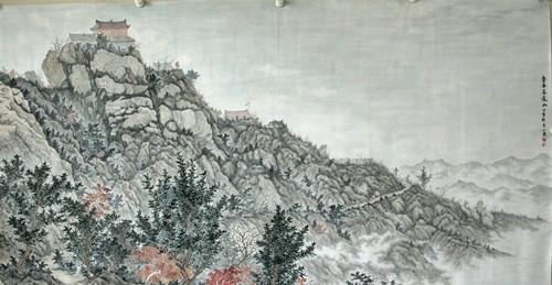 李小东:《农夫草堂》走出的非著名画家/记者李广义_图1-8