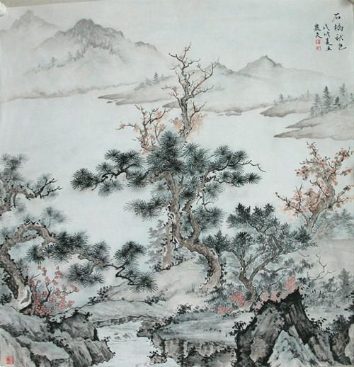 李小东:《农夫草堂》走出的非著名画家/记者李广义_图1-10