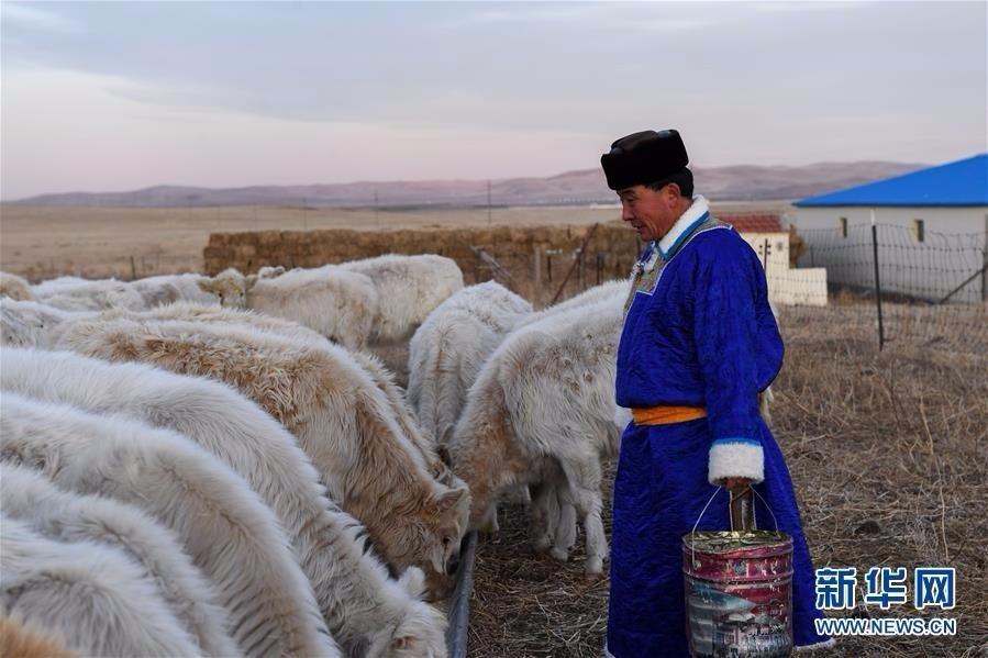 发家致富真好:内蒙古草原上的传统美食 风干牛肉羊肉怎么做 更好吃 ..._图1-4