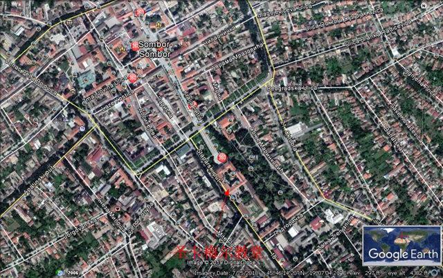 塞尔维亚北方小城---松博尔_图1-2
