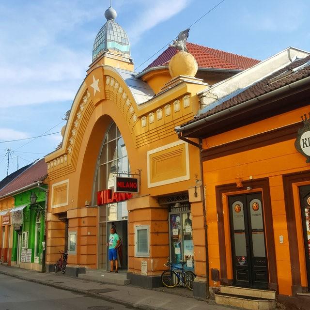 塞尔维亚北方小城---松博尔_图1-8