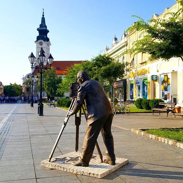 塞尔维亚北方小城---松博尔_图1-10