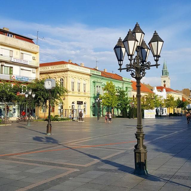 塞尔维亚北方小城---松博尔_图1-11